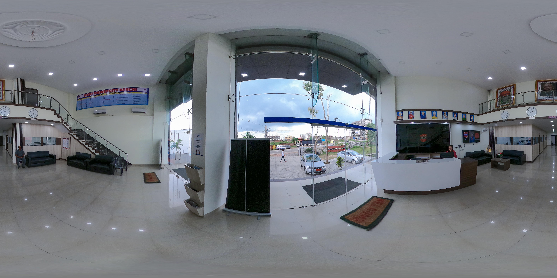 RKDF University's Campus