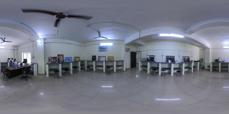 RKDF University Laboratories