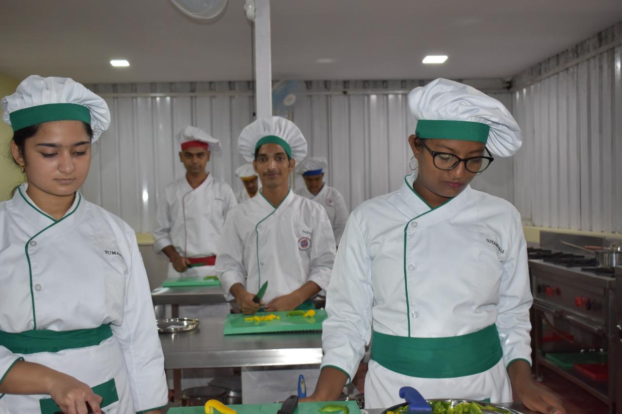 RKDF University Hotel Management