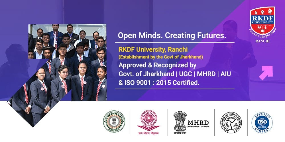 rkdf university ranchi